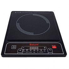 Электроплитка индукционная Saturn ST-ЕС0197 черный