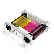 Цветная лента для принтера Evolis Primacy, 200 отпечатков
