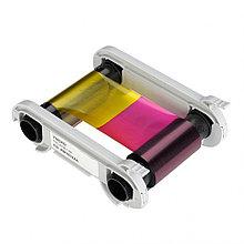 Цветная лента для принтера Evolis Zenius, 200 отпечатков, R5F002SAA