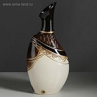 """Ваза напольная """"Тикорам"""", разноцветная, керамика, 47 см"""