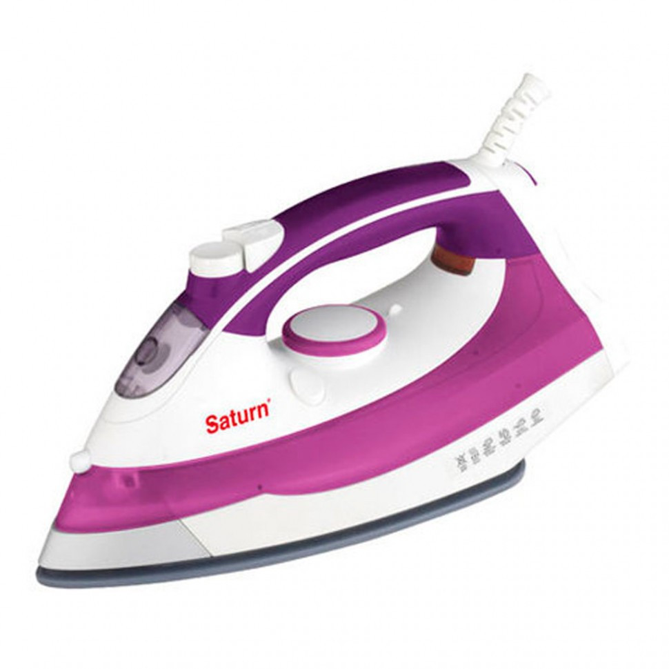Утюг Saturn ST-CC0213 фиолетовый