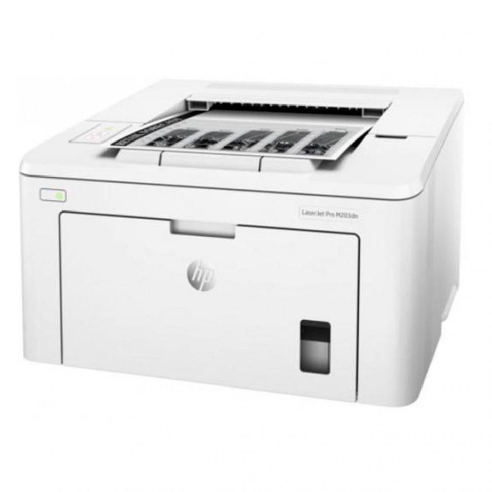 Принтер лазерный HP G3Q46A LasesrJet Pro M203dn (A4) G3Q46A