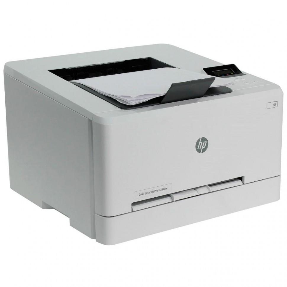 Принтер HP Color LaserJet Pro M254nw A4 T6B59A