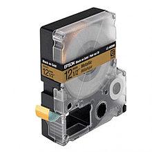 Лента Epson C53S625415 LC4KBM9 Metallic черный/золотой 12/9