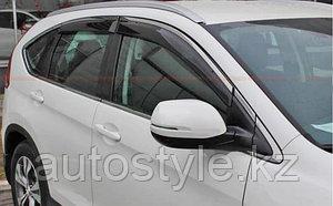Дефлекторы боковых окон Honda CR-V 2012-2015 EGR