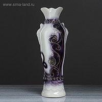 """Ваза напольная """"Русалина"""", декор, 68 см, микс, керамика"""