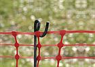 """Аварийное Ограждение Сетка пластиковая от ТОО """"ДорСтройСнаб"""" +77079960093, фото 8"""