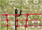 """Пластиковое Аварийное Ограждение от ТОО """"ДорСтройСнаб"""" +77079960093, фото 8"""