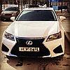 Фэйслифт на Lexus GS250/350/450 L10 2012-2015 под 2016+ GSF, фото 2