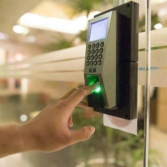 Системы безопасности и контроля доступа