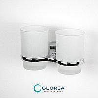 Стаканчики для зубных щеток (хром) GL238