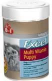 8 in 1 Excel PUPPY MULTIVITAMIN 100таб. Мультивитамины для щенков