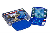 Настольная игра 993 Морской бой-2 (ретро) жесткая коробка