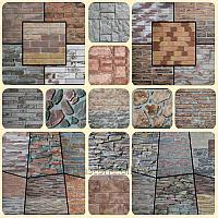 Скальный (Сланец) Рифейский- Фасадный камень