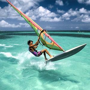 виндсерфинг и SUP серфинг