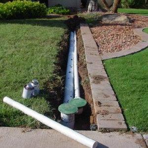 проектирование и монтаж систем дренажа и водоотведения