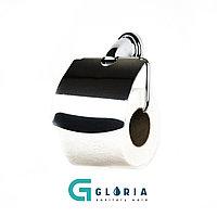 Бумагодержатель с крышкой (хром) GL181