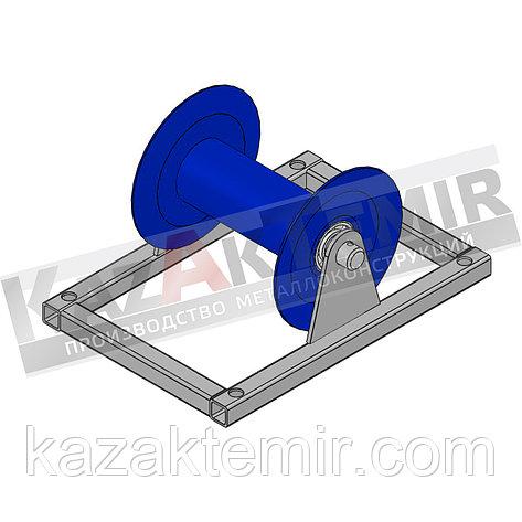 Кабельные ролики для раскатки кабеля, фото 2