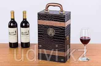 Подарочный футляр для вина