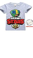 Футболка Brawl Stars