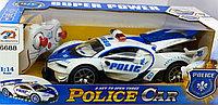 Полицейская машина на радиоуправлении Bugatti Concept 6688-91а