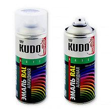 Краска аэрозоль (400 мл) цвета по RAL KUDO ремонтная эмаль для МЧ/профнастила
