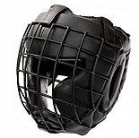 Шлема для бокса (Green Hill,Venum, закрытые, кожанные, кудо с забралом,с решеткой), фото 2
