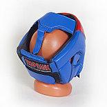 Шлема для бокса (Green Hill,Venum, закрытые, кожанные, кудо с забралом,с решеткой), фото 4