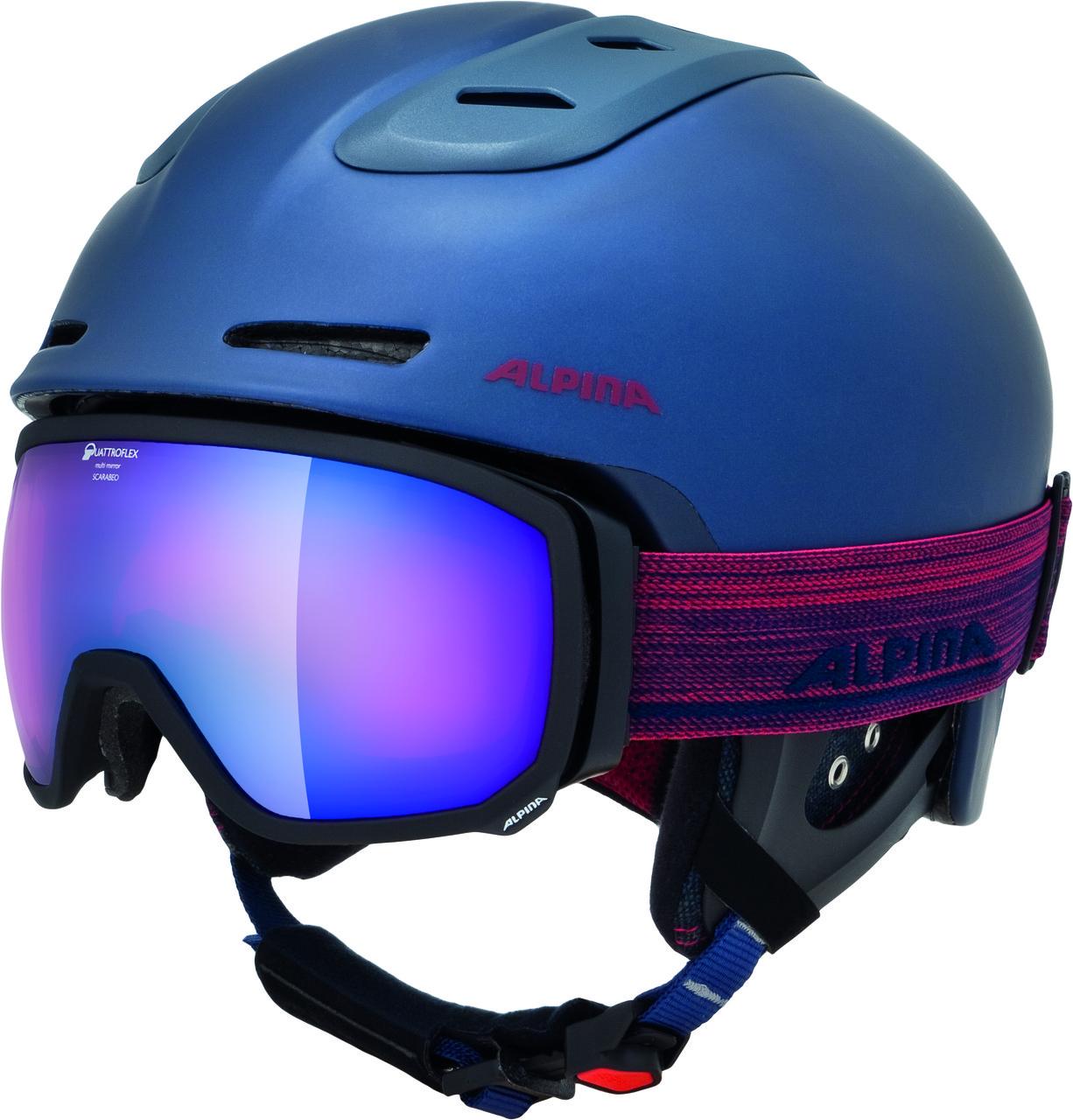 Шлем. Горнолыжный