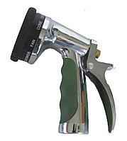 WORTH, 5196, Пистолет-распылитель, с 9 цинковыми отверстиями, хромированный