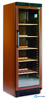 Холодильный шкаф UGUR USD 374 GD винный (стекло)