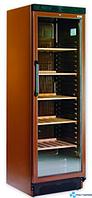 Холодильный шкаф UGUR USD 374 GD винный (наклонн полки + 1 станд)