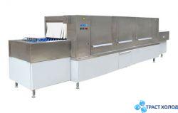 Конвейерная посудомоечная машина Гродторгмаш ММУ-2000