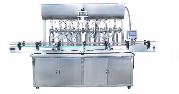 Автоматическая машина для наполнения пасты