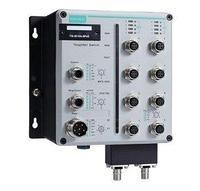 Промышленный коммутатор MOXA TN-5510A-8PoE-2GLSX-ODC-WV-T