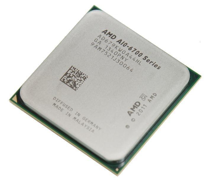Процессор AMD A10-6790K Richland (FM2, L2 4096Kb) (AD679KWOA44HL)
