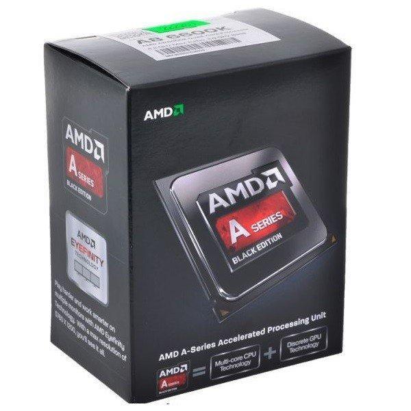 Процессор AMD AD660KWOHLBOX