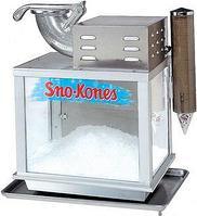 Аппарат+витрина для ледяного десерта сноу-коун Gold Medal 1003EX