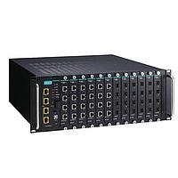 Промышленный коммутатор MOXA ICS-G7752A-4XG-HV-HV