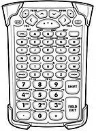 Клавиатура Motorola KYPD-MC9XMS000-11R
