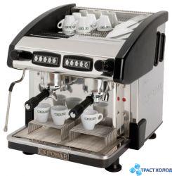 Кофемашина Expobar New Elegance Mini Control 2 GR Black высокая группа
