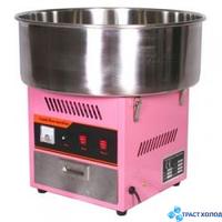 Аппарат для приготовления сахарной ваты STARFOOD ( диам.520 мм), розовый 1633008