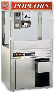 Аппарат для приготовления попкорна Cretors Headliner 32oz соль/сахар