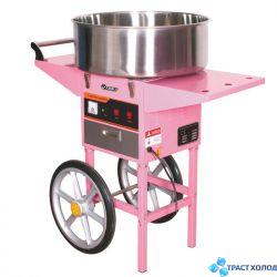 Аппарат для приготовления сахарной ваты Starfood ET-MF-05 с тележкой