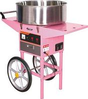 Аппарат для приготовления сахарной ваты STARFOOD с тележкой  (диам.720мм) 1633010