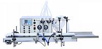 Автоматическая настольная машина для наполнения магнитным насосом