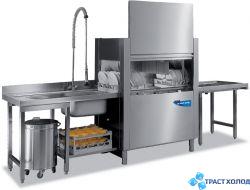 Конвейерная посудомоечная машина ELETTROBAR NIAGARA 2150 DAWY