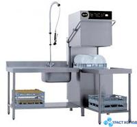 Купольная посудомоечная машина APACH AC800DD