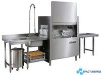 Машина посудомоечная конвейерного типа Elettrobar NIAGARA 2150 SX
