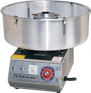 Аппарат для приготовления сахарной ваты Gold Medal Tornado